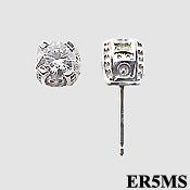 Estate Earrings - Product Image