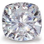 Cushion Cut Loose Moissanite Stone - Product Image